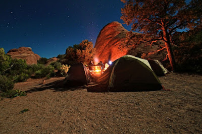 3 alasan melakukan camping