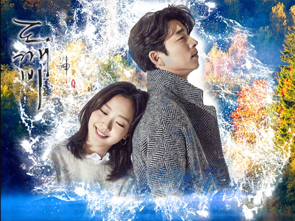 Goblin Korean Drama Wallpaper Notes Music Letters