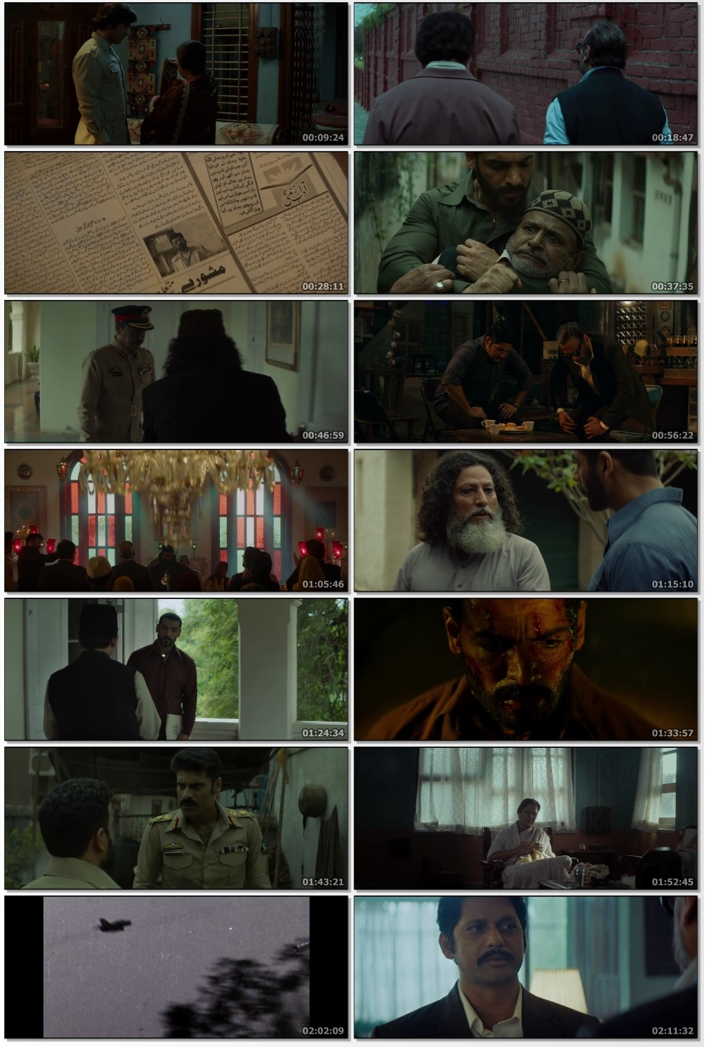 Screen Shot Of Romeo Akbar Walter 2019 Full Movie Free Download HD 720P Watch Online