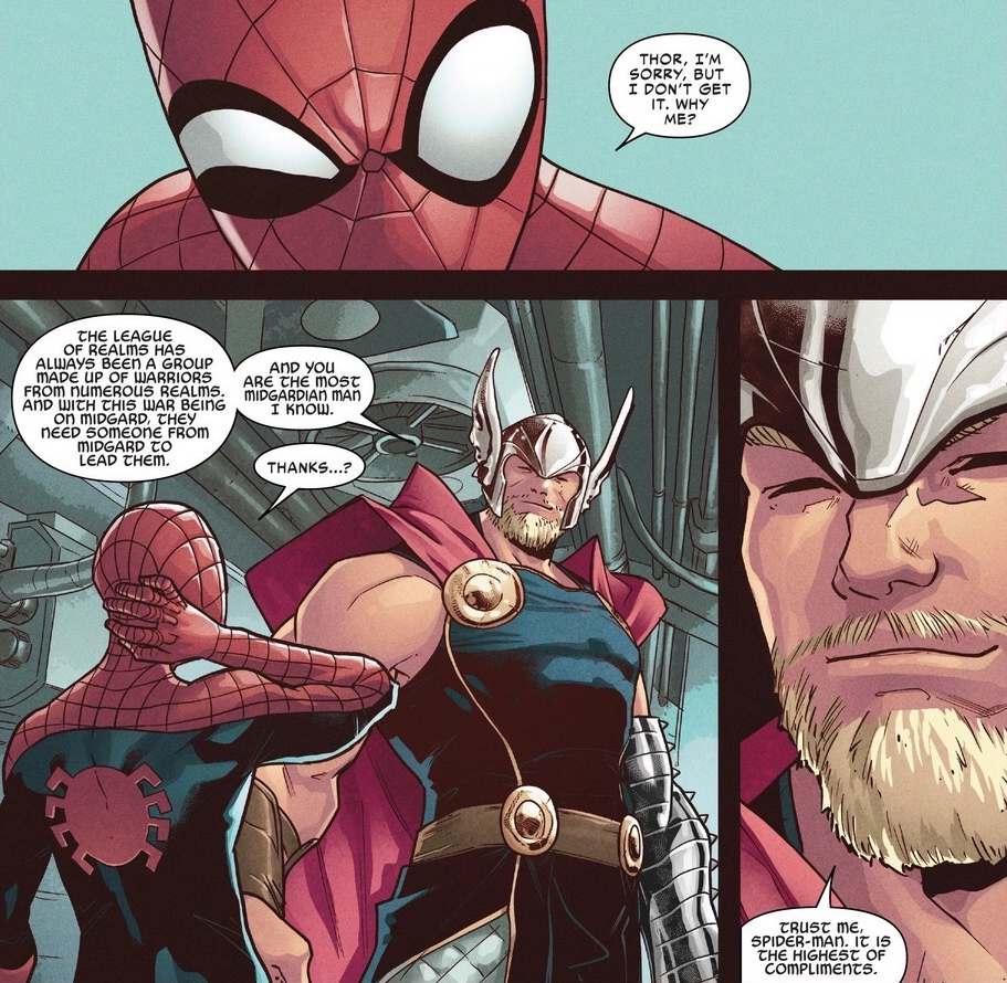 Thor is great