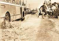 Η τρομερή καταιγίδα της Αθήνας στις 5-6 Nοεμβρίου του 1961