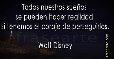 Walt Disney en frases