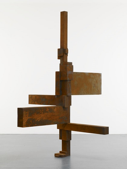 "Antony Gormley - ""Show"", 2010. | imagenes obras de arte figurativo abstracto, esculturas figurativas abstractas | art pictures inspiration, cool stuff"