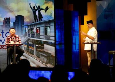 Anies: Pak Basuki 5 Tahun di Jakarta Tapi Baru 6 Bulan Pikirkan Integrasi Angkutan, Bahaya