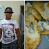 PHOTOS: 20-Year Old Caught With CannabisHidden In Bread