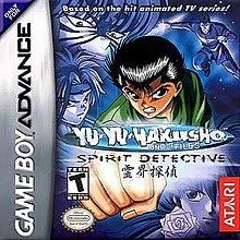 โหลดเกม Yu Yu Hakusho Ghostfiles Spirit Detective .gba