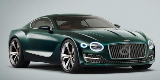2018 Bentley Continental GT spy shots and video, Exterior, Interior, Engine, Price, Performance, Desaign - TheCarMotor