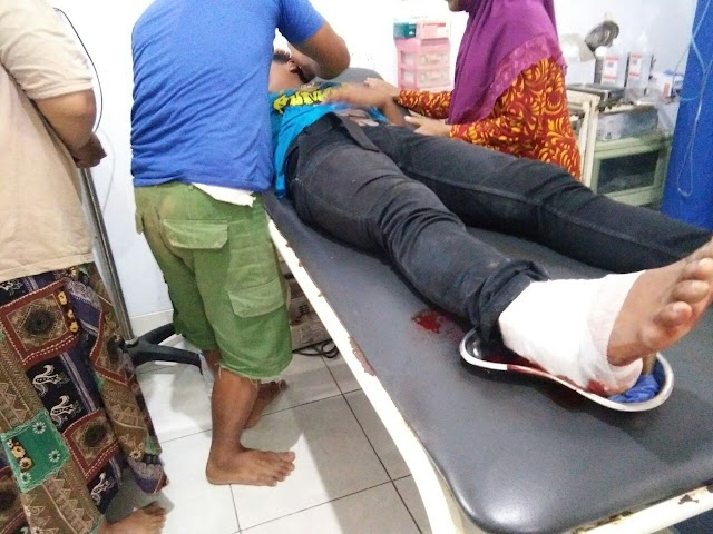 Lagi, Pengendara Dibawah Umur Kembali Sumbang Angka Kecelakaan Di Kabupaten Kuningan
