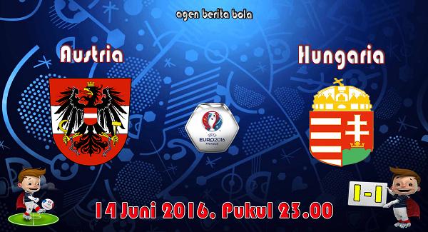 prediksi bola austria vs hungaria euro 2016