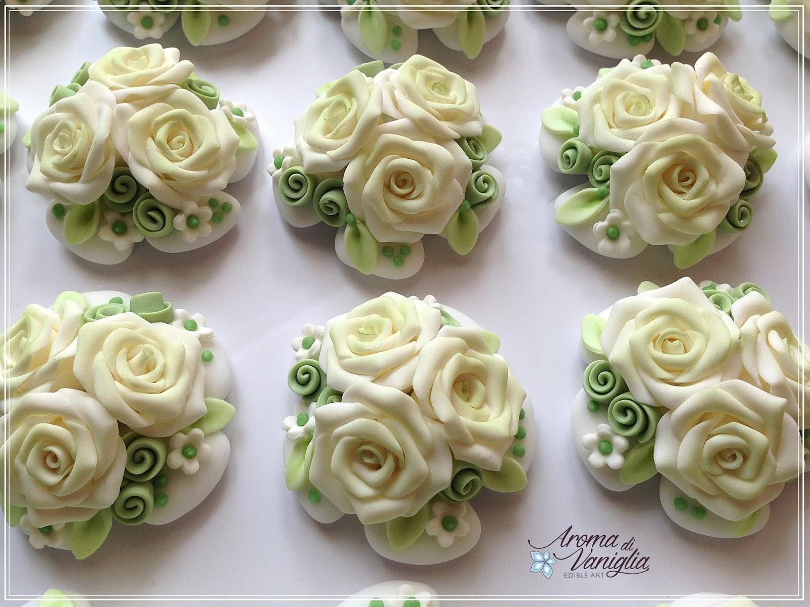 Favoloso aroma di vaniglia: 40 anni di nozze YR46