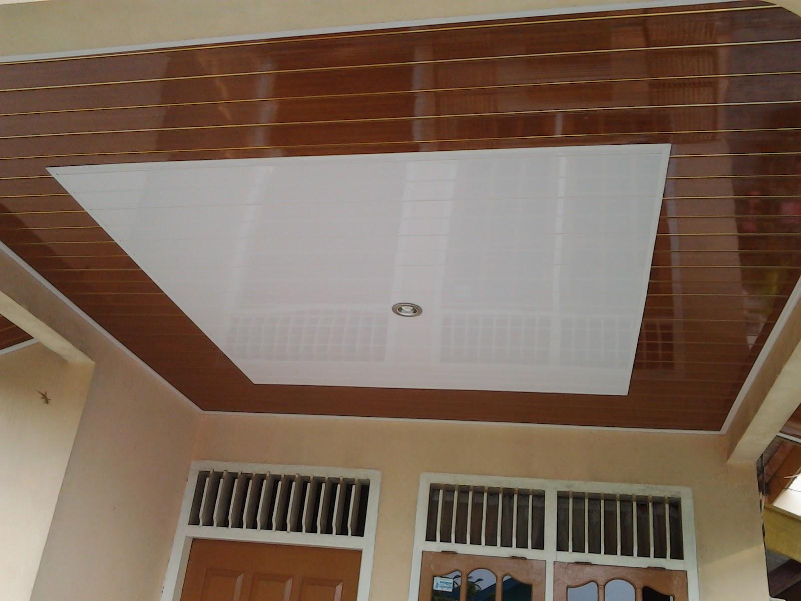 Desain Plafon Untuk Teras Sobat Interior Rumah