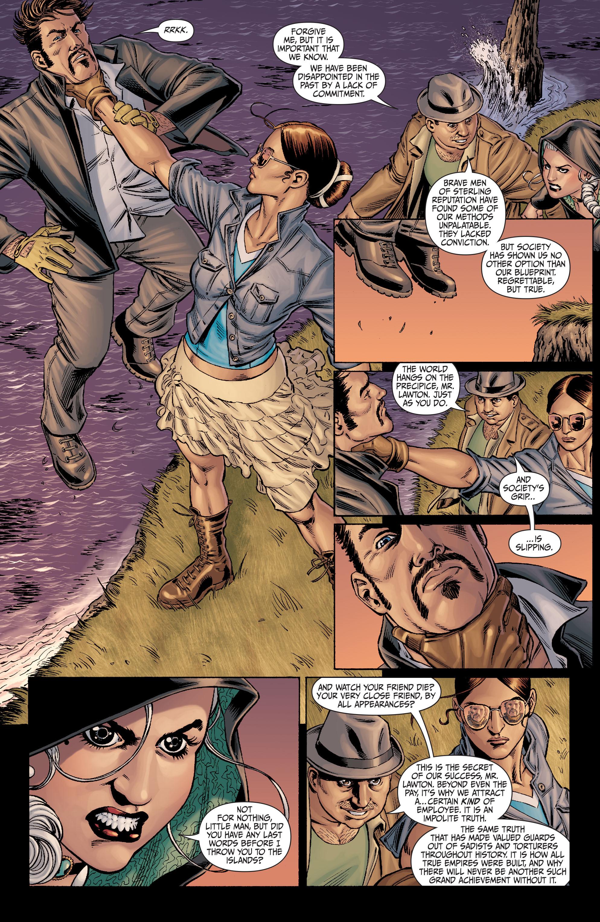 Read online Secret Six (2008) comic -  Issue #10 - 14