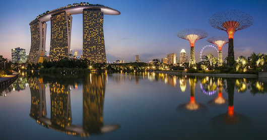 Travel Experiences in Singapore ~ I Am Go To