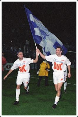 Auxerre Champion 1996