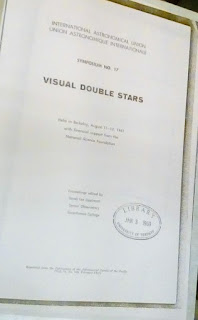 report on a double star conference