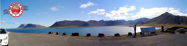 Kolgrafafjörður, Snæfellsnes, Islandia
