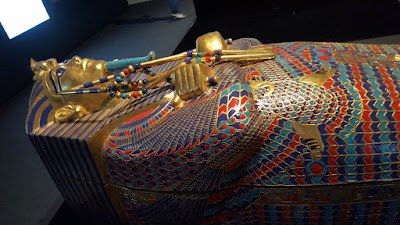 Tutankhamun, Egypt exhibition