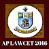 AP LAWCET Key 2016 Official Preliminary Key & Final Key Results