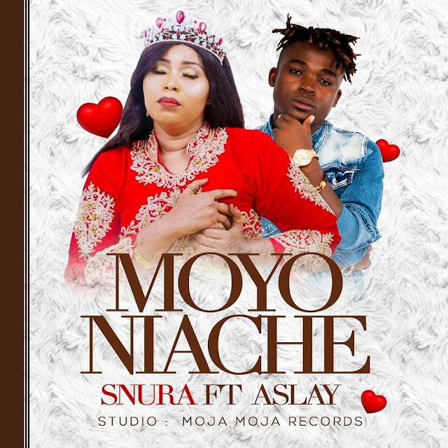 Snura Ft. Aslay (Asley) - Moyo Niache