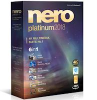Nero 2018 Platinum Free Download