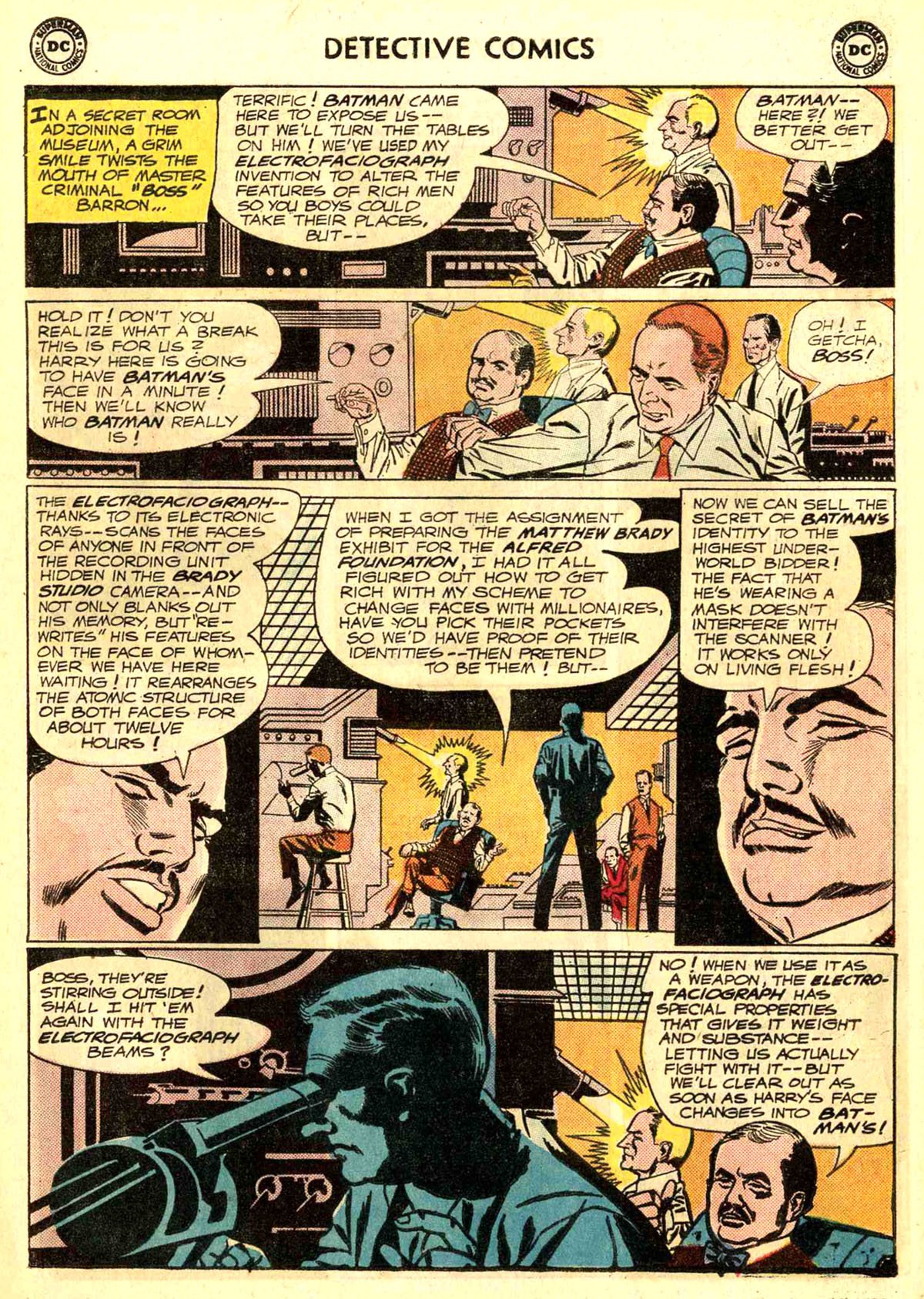 Detective Comics (1937) 331 Page 19