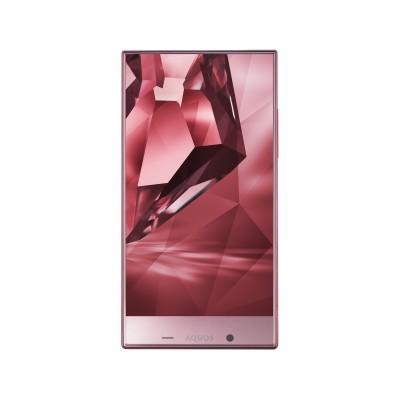 Ini Ponsel Berlayar Kristal Tanpa Bezel dari Sharp