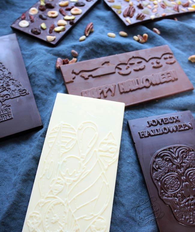 recette tablettes de chocolat