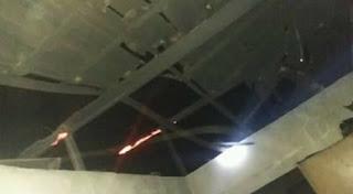 Pai discute com filho e toca fogo na própria casa no município de Picuí