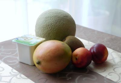 Exotische Obstsmoothies | Rezept | Frühstück | Getränk