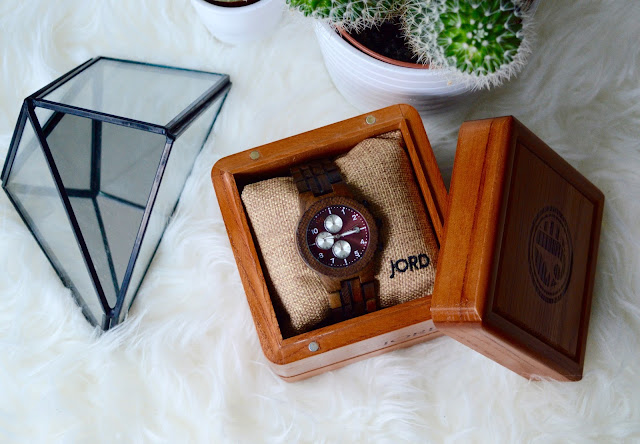 JORD Wooden Watches review