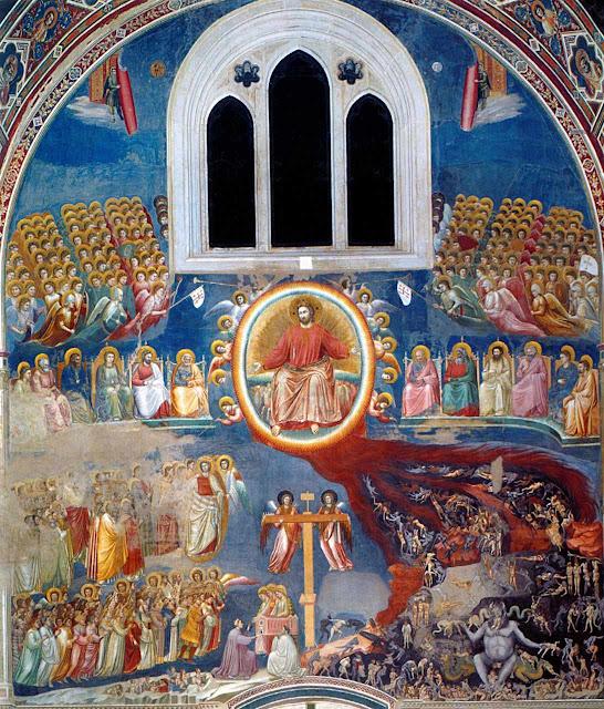 Juízo Final, Capela degli Scrovegni, Giotto da Bondone