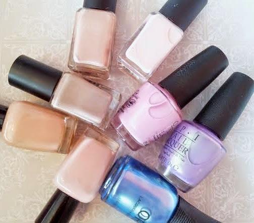 soft nail polish