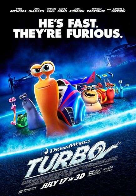 Ốc Sên Tay Đua Siêu Tốc - Turbo VietSub (2013)
