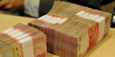 """""""hutang pemerintah naik menjadi 3.444,82 triliun rupiah"""""""