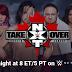AO VIVO: NXT Takeover: Toronto