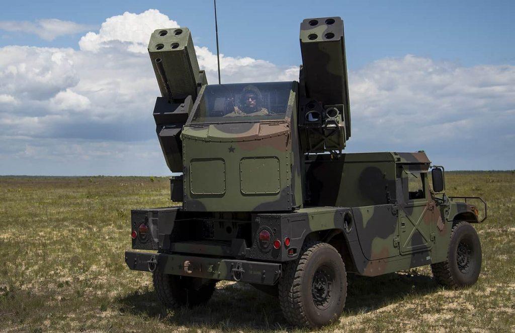 США модернізує зенітні ракетні комплекси Avenger