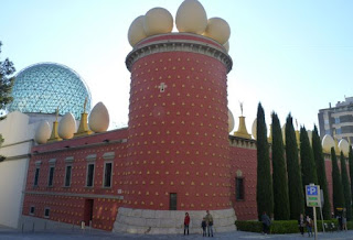 Figueres, Teatro-Museo Dalí.