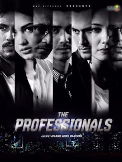 Sinopsis Film The Profesionals 2016