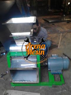 Mesin pemotong rumput laut