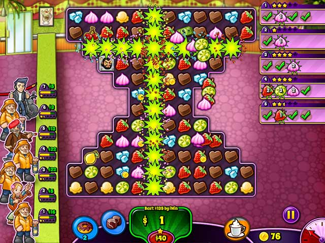 Sweet Shop Rush PC Game