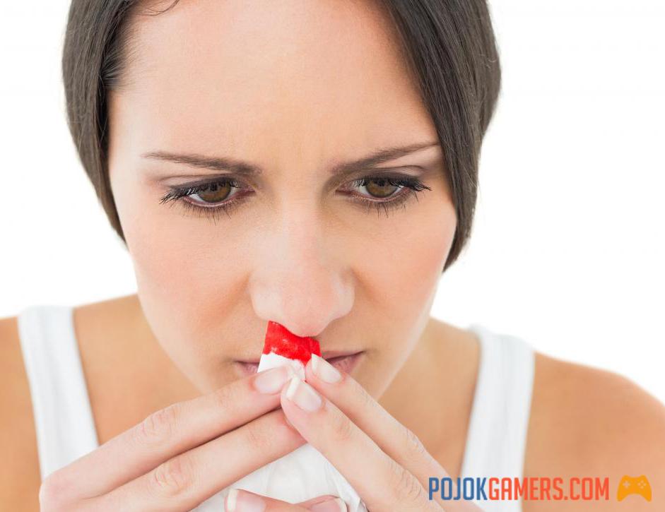 Nosebleeds, Are Symptoms of Dangerous Disease?