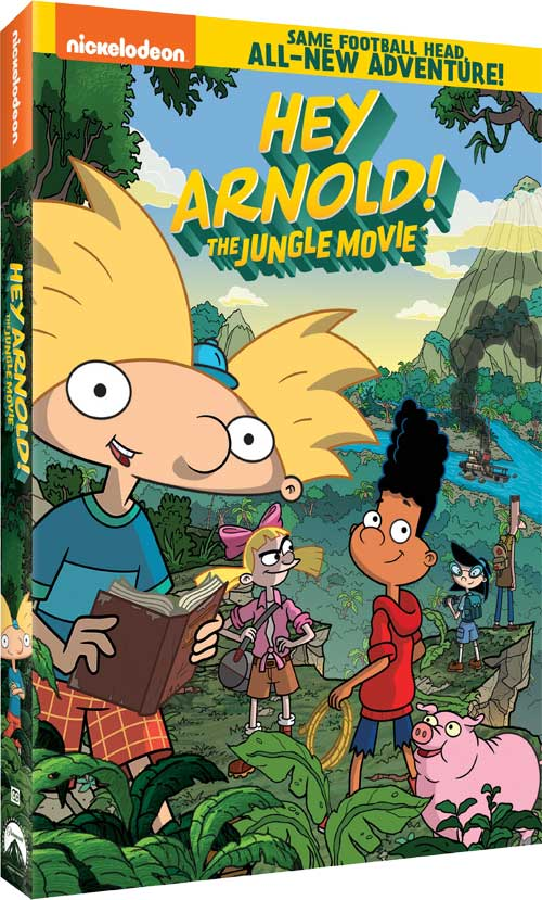 NickALive!: Nickelodeon & Paramount To Release 'Hey Arnold ...