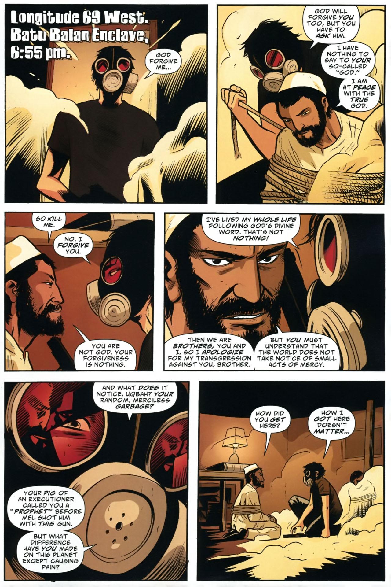 Read online American Virgin comic -  Issue #23 - 19