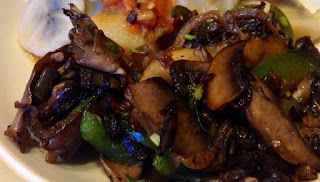 Mushroom Steak Tips
