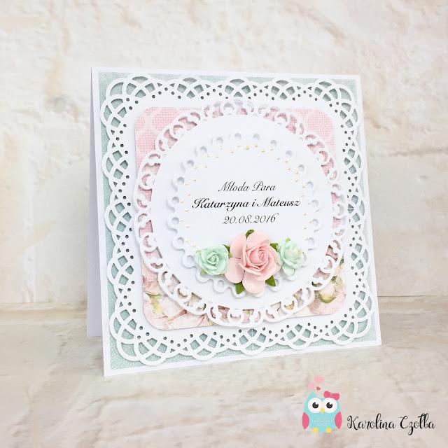 cardmaking Karolina Czołba