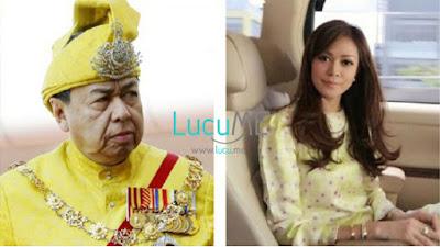 Penyiar TV Cantik Ini Dinikahi Sultan Selangor Berumur 70 Tahun