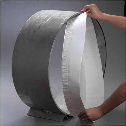 Aquasol Water Soluble Paper Aquasol Purge Dam Material