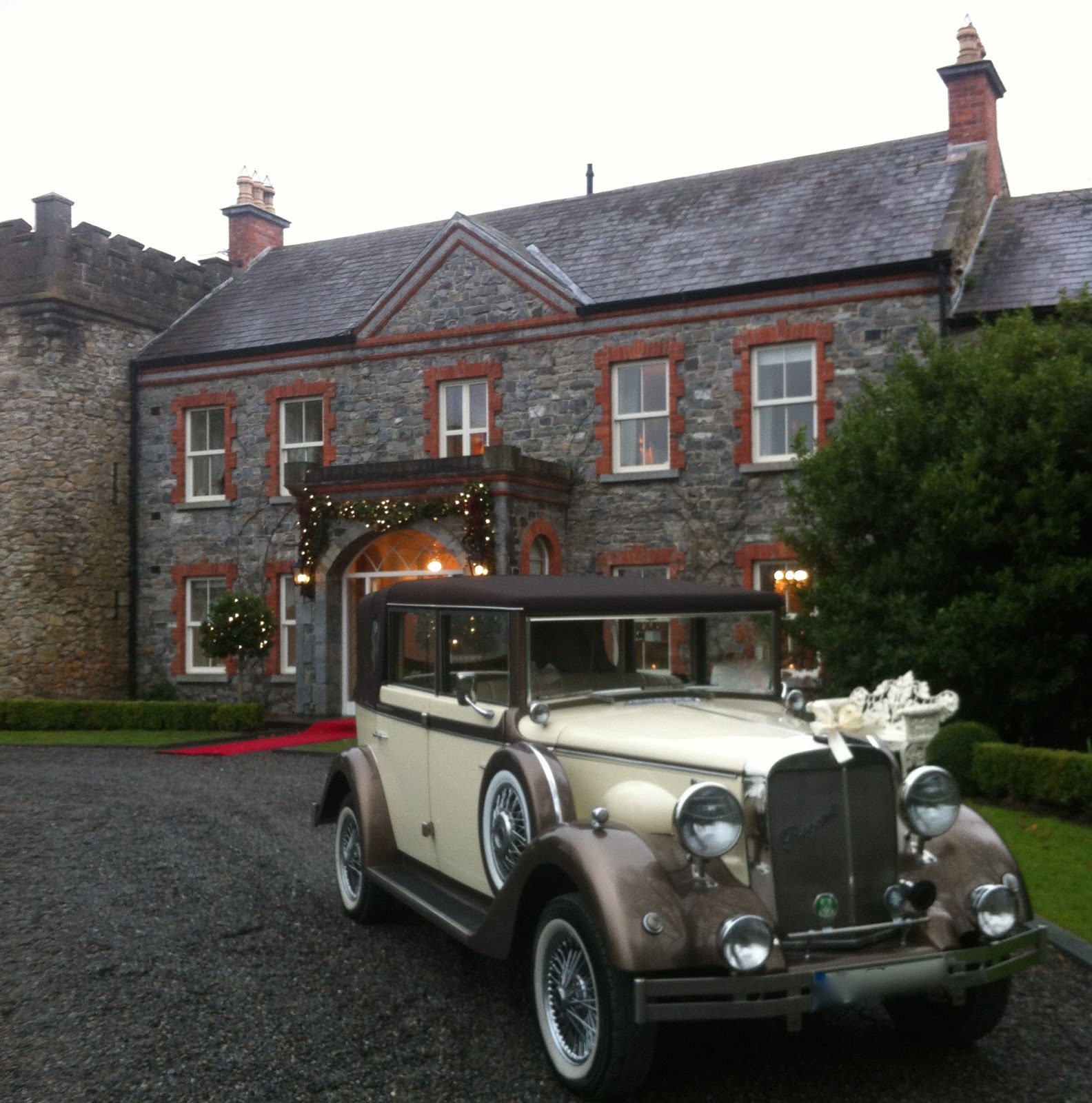 Wedding Car Hire Dublin Limos Ireland