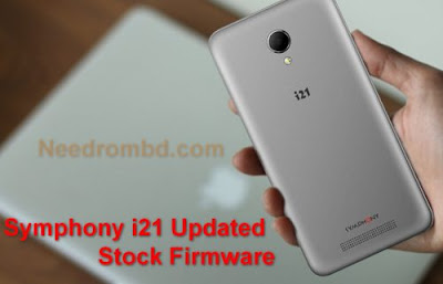 Symphony i21 Firmware Rom