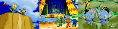 Pokémon - Temporada 10 - Especial 1: Mundo Misterioso: Exploradores Del Tiempo Y La Oscuridad